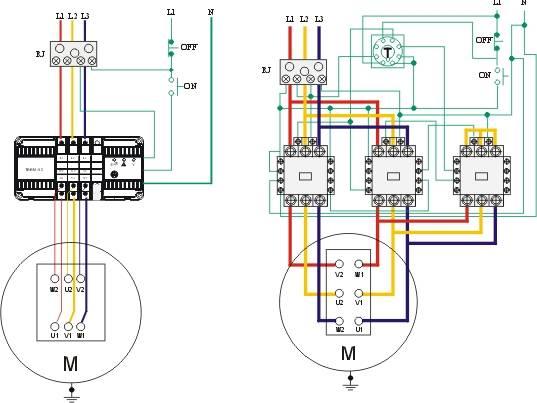 电机智能启动器